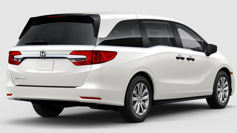 2018 honda odyssey honda odyssey in west chester pa. Black Bedroom Furniture Sets. Home Design Ideas