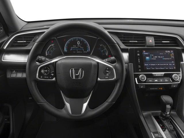 Honda Civic Exl >> 2018 Honda Civic Ex L Cvt Honda Dealer Serving West Chester Pa