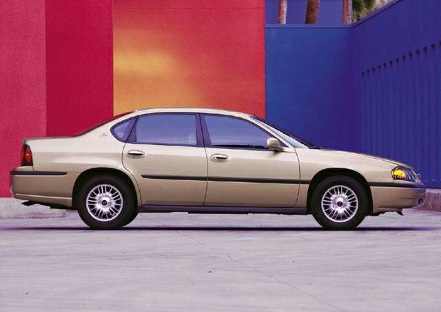 chevy impala 2001 oil type