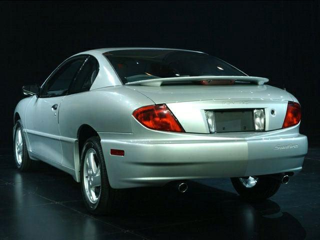 2005 pontiac sunfire weight