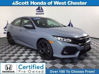 Used Honda Civic Hatchback West Chester Pa