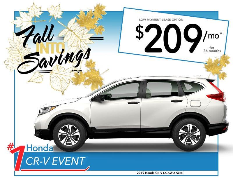 Latest Honda Car Leasing Deals