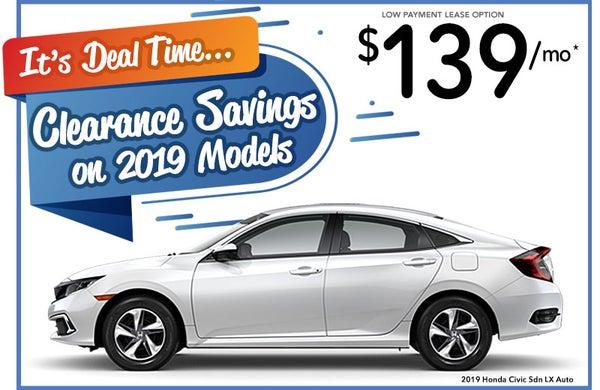 Honda Civic Lease >> Honda Lease Deals Scott Honda West Chester 1 365 Google