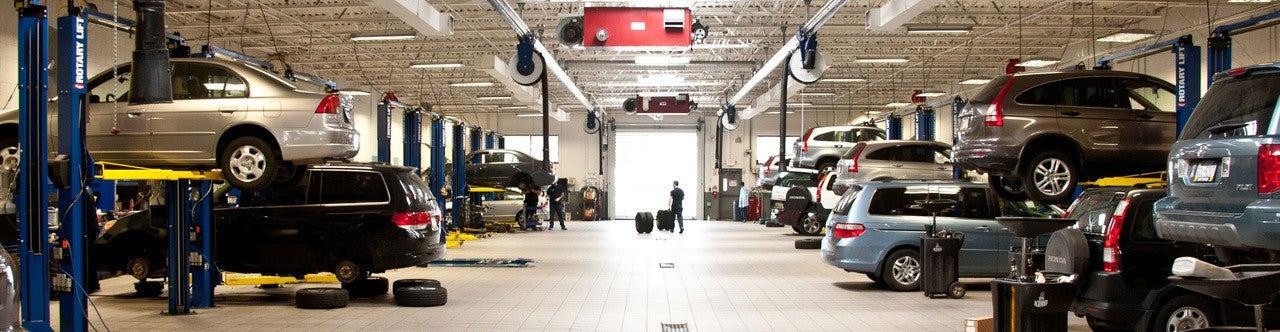 Honda Repair Shop >> Scott Honda Service Center Maintenance Repairs In West